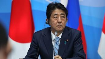 Абэ призвал к срочной реализации совместных с Россией планов по освоению Курил
