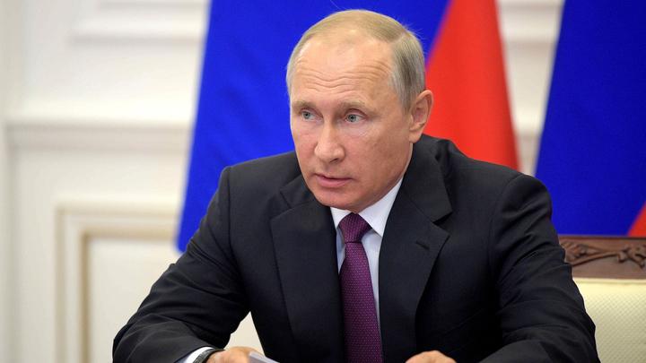Путин выразил соболезнования Дутерте из-за гибели людей при пожаре в Давао