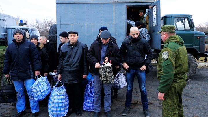 Украина пыталась саботировать обмен пленными