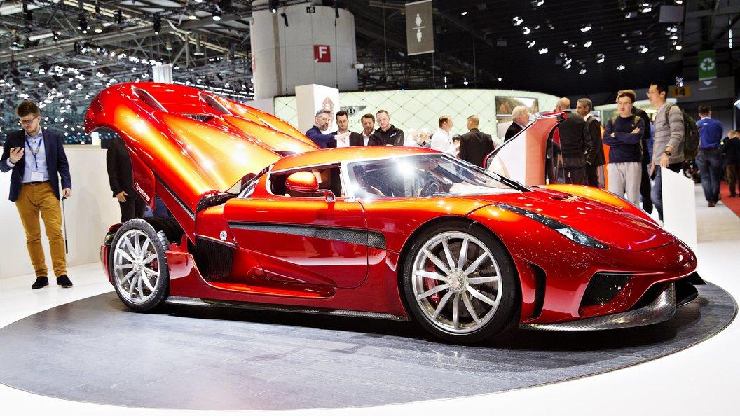 Гиперкар Koenigsegg Regera успешно прошел адский краш-тест