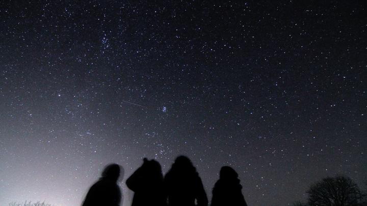 Новогодний звездопад прольется над Москвой в начале 2018 года