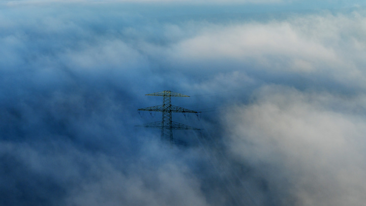 Экстренное предупреждение объявили в Москве из-за тумана