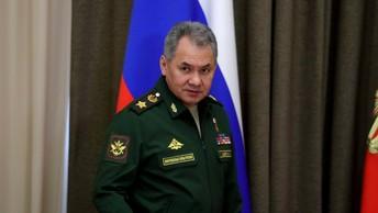 Шойгу: Западные границы России в 2018 году станут еще более защищенными