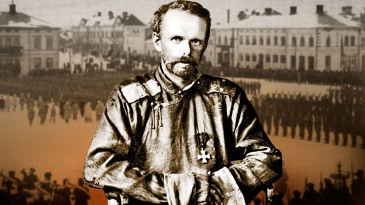 Барон фон Унгерн: Потомок тевтонов, русский офицер, наследник Чингисхана