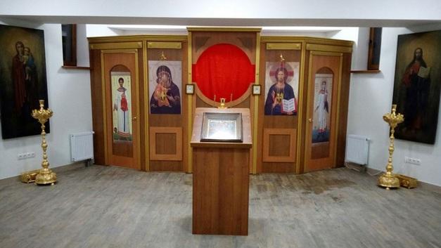 В восстановленном храме Горловки 7 января пройдет Божественная литургия
