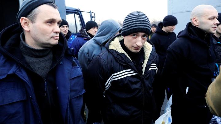 Вернувшиеся из украинского ада