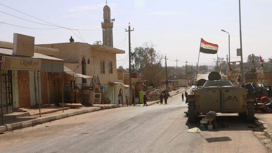 Сирийская армия прорвала окружение базы под Дамаском