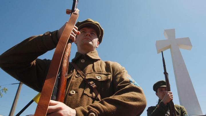 Миф о советской оккупации взорвёт Украину