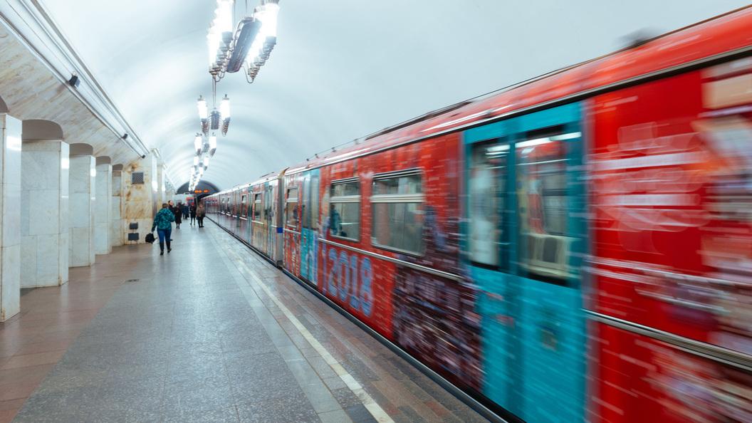 Собянин рассказал как изменятся поезда на Сокольнической линии метро