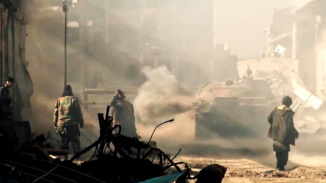 Катаке беспилотников наХмеймим причастны боевики «Ахрар аш-Шам»
