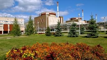 В Чернобыле Украина построила электростанцию, способную едва-едва обеспечить светом один поселок
