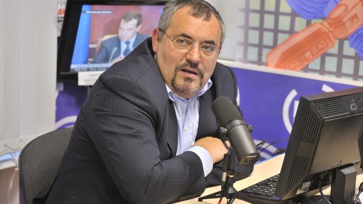Надеждин объяснил Украине, сколько будут стоить ее железки из Крыма на складе металлолома в Люберцах