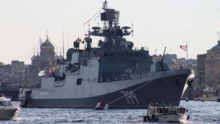 Русские фрегаты теперь не остановить – у них свои турбины