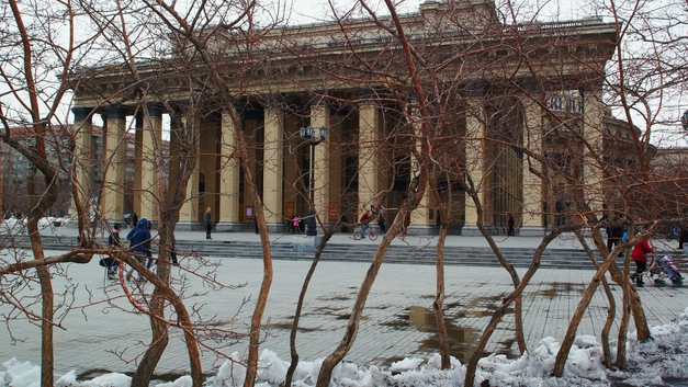 Ара Карапетянвозглавил Новосибирский театр оперы и балета