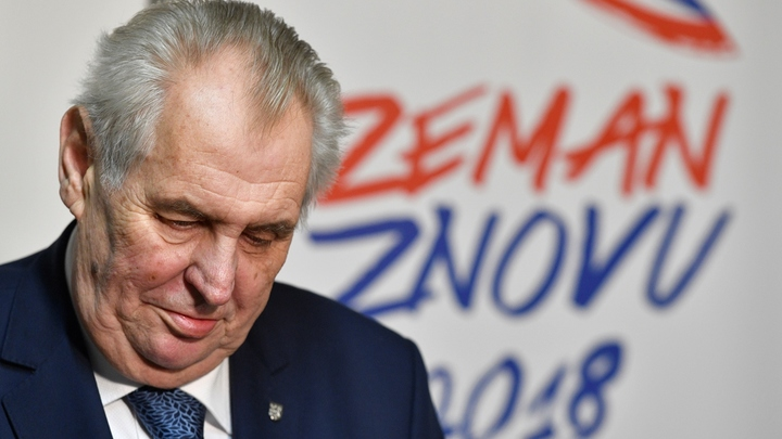 Чехия: Победа Земана с привкусом поражения