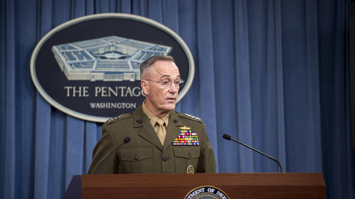 Россия наступает!: Пентагоновский генерал устроил истерику в Брюсселе