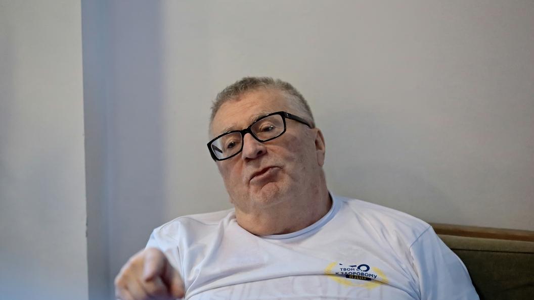 Жириновский сыграет Фамусова вспектакле «Горе отума»