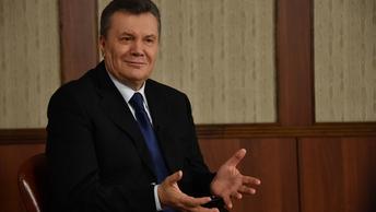 Пора домой: Янукович собирается на Украину