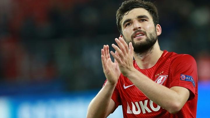 Спартак теряет Джикию, Локомотив проигрывает швейцарскому аутсайдеру