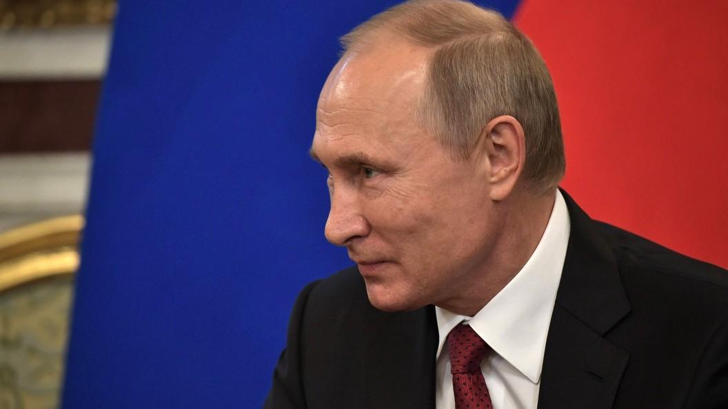 66% граждан России готовы проголосовать за В. Путина — Опрос