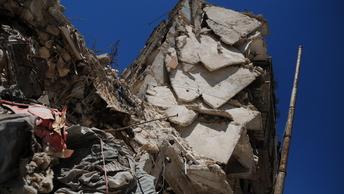 Террористы без боя сдали авиабазу правительственным войскам Сирии