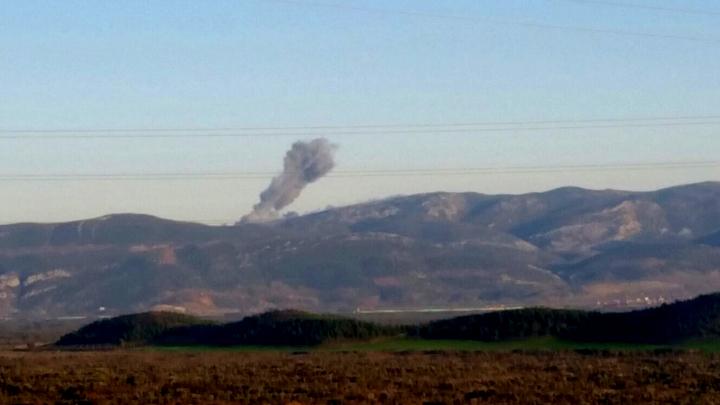 Ради безопасности: Российские военные ушли из Африна в связи с операцией Турции