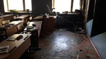 Ученикам пострадавшей школы в Улан-Удэ разрешили пропустить занятия
