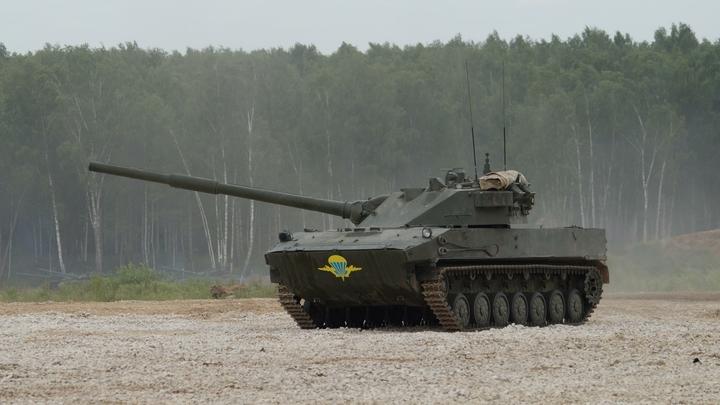 Российский истребитель танковначнут испытывать в 2018 году