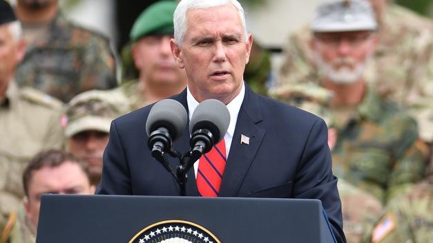 Майкл Пенс объявил о начале переноса посольства США в Иерусалим