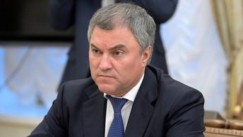 Володин предложил новому главе ПАСЕ честный и открытый диалог