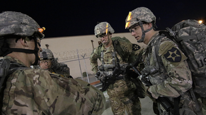 Неделя - и армия США в Европе: Пентагон попытался запугать Россию старыми трюками