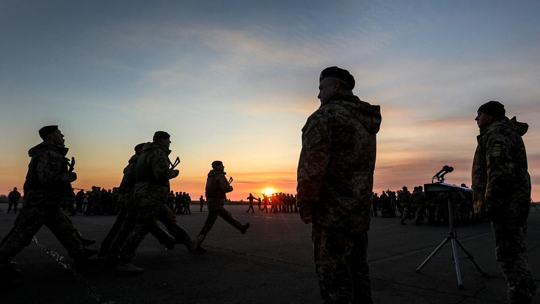 Украинский репортер раскрыл секретную информацию опоставках оружия вВСУ