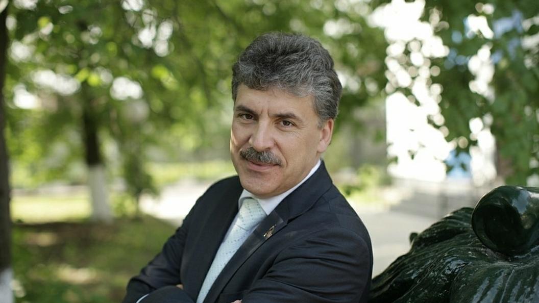 ЦИК увидел признаки незаконной агитации вбюллетене КПРФ оГрудинине