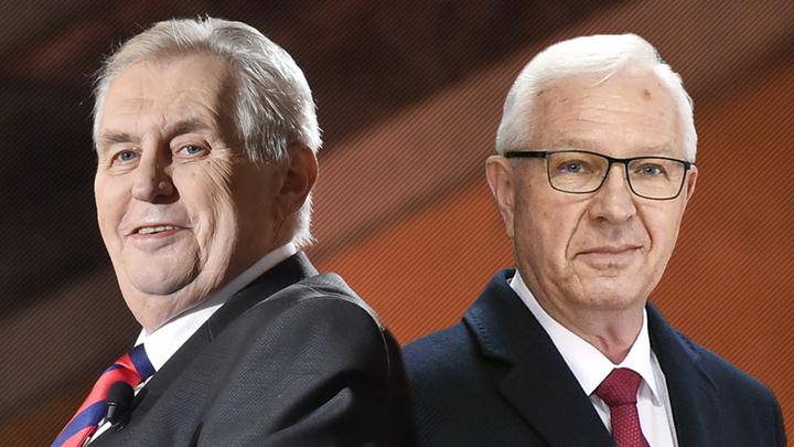Победа Драгоша лишит Чехию не только пророссийского президента, но и премьера