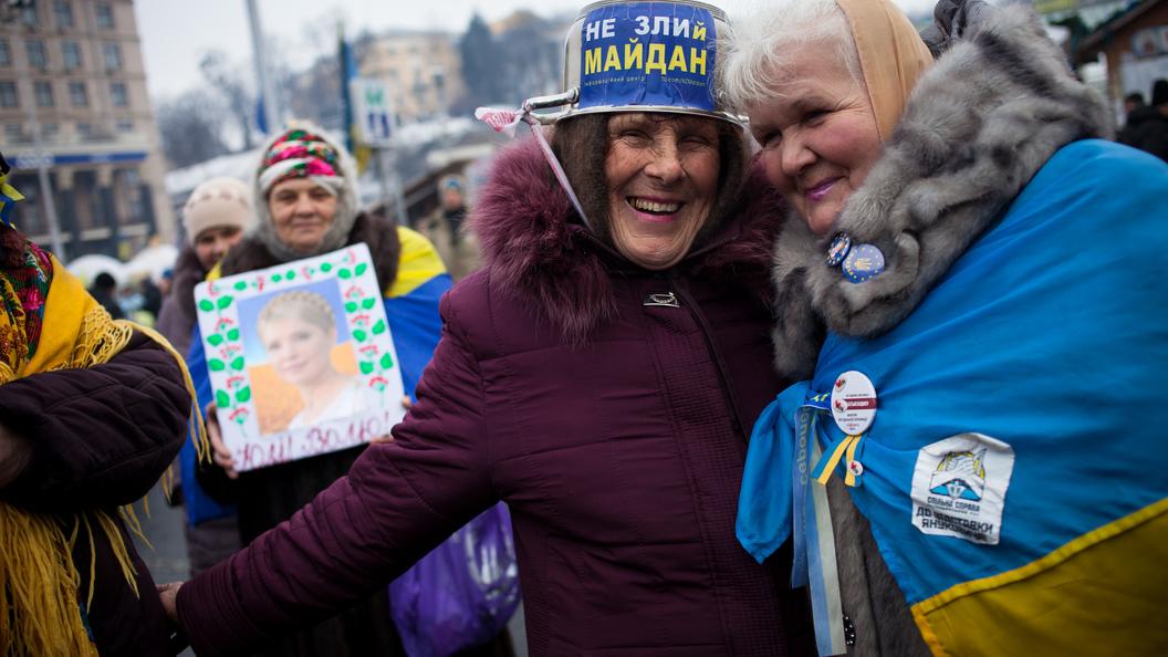 Украинцев сравнили саквариумными рыбками