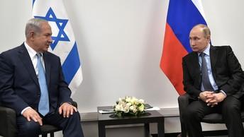 Путин растрогал премьер-министра Израиля, вручив тому письмо Оскара Шиндлера