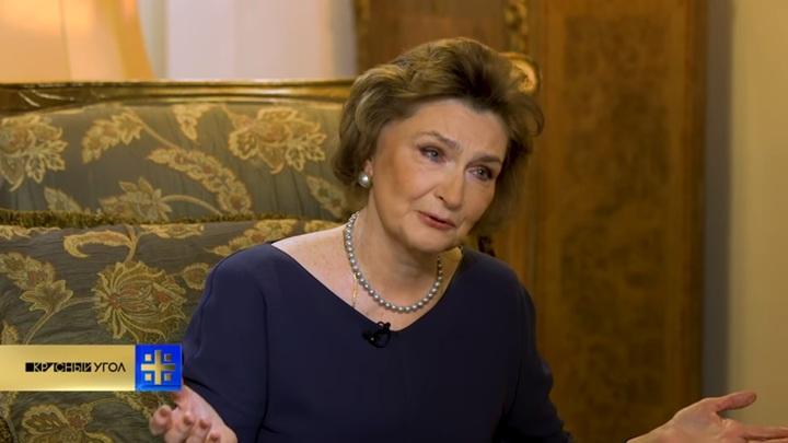 Наталия Нарочницкая:Золотой век европейской демократии прошел