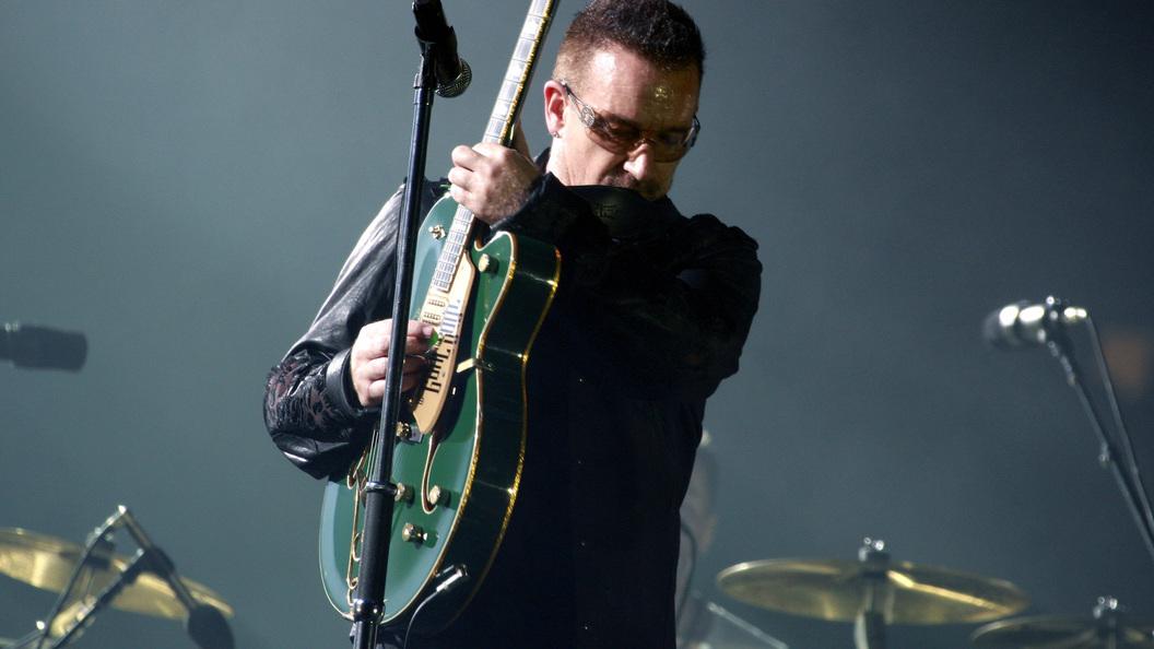 ВСША всуде отвергли иск против группы U2