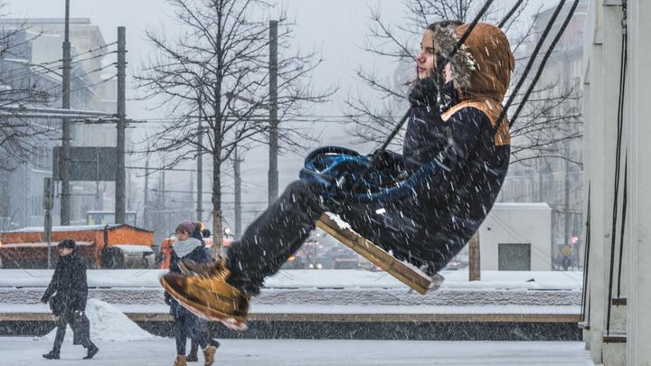 В феврале по всей России будет тепло - Гидрометцентр