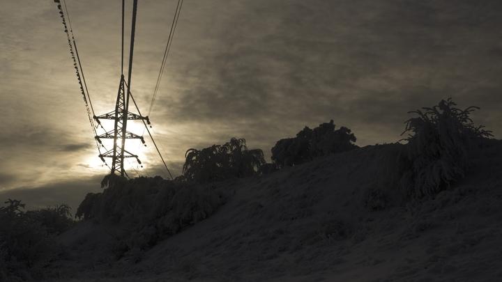 Короткое замыкание оставило без света в Петербурге почти 110 тысяч человек