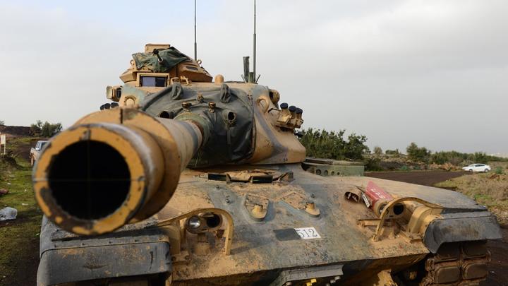 Турция обещает уничтожить в Сирии всех переодетых в курдов американцев