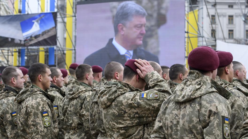 Порошенко поведал озадержанных вРФ, Крыму инаДонбассе украинцах
