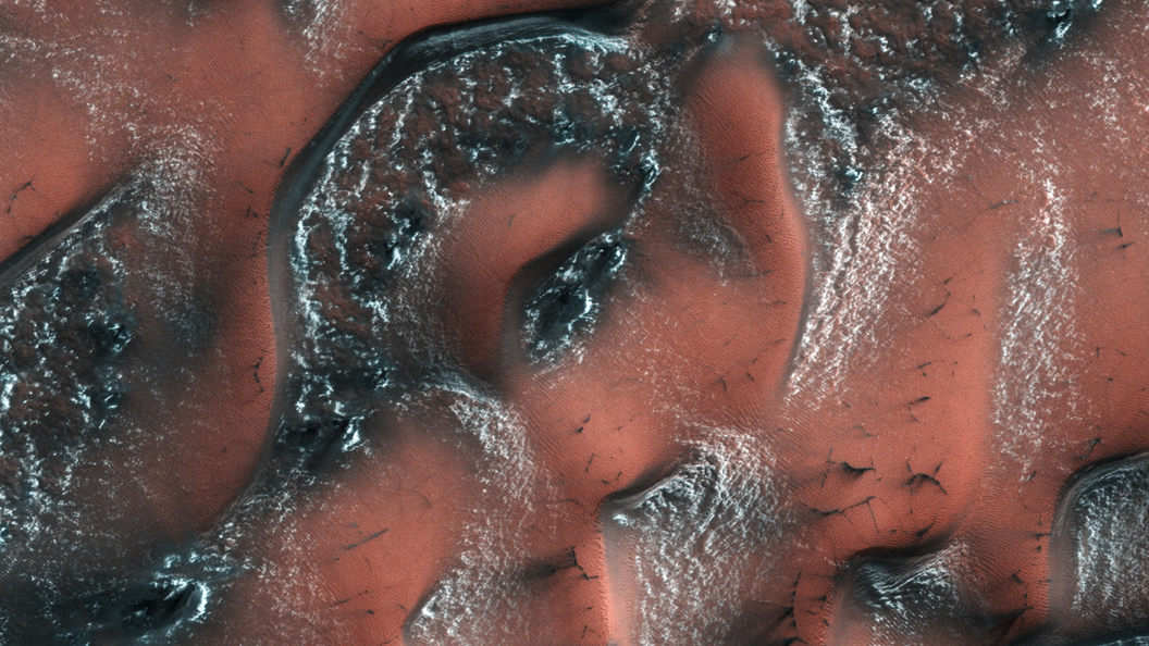 Москвичи смогут на текущей неделе без Илона Маска увидеть Марс нанебе