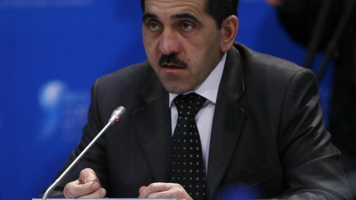 Это мы с Рамзаном придумали, чтобы нас с должностей не снимали- Евкуров пошутил о кавказской проблеме