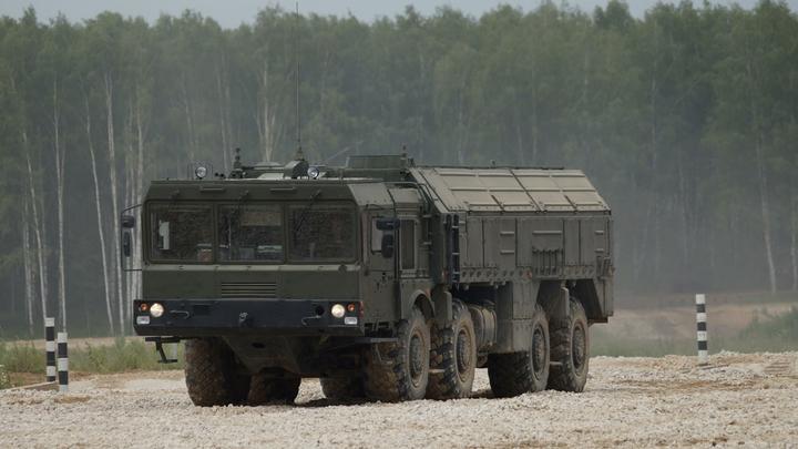 Российские Искандерывызывают панический страх на Западе - WP