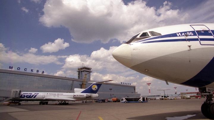Раскрыты подробности инцидента с экстренно севшим самолетом во Внуково