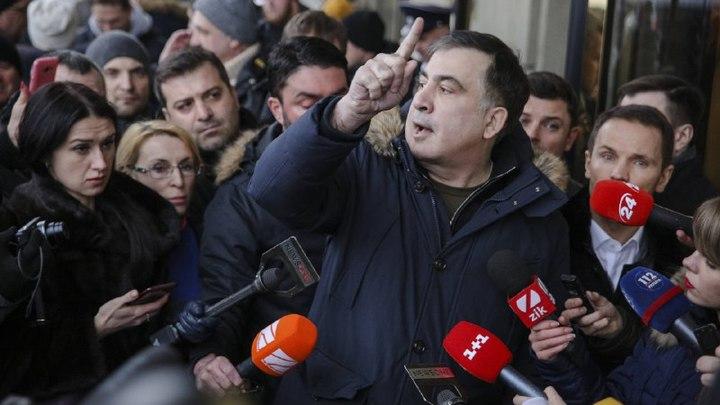 Украинское фиаско Саакашвили