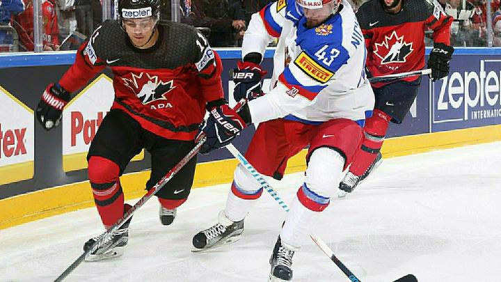 МОК и это смог: Русским хоккеистам запрещено называться красной машиной