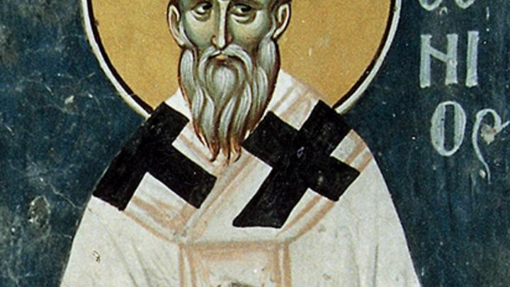 Преподобный Парфений Лампсакийский