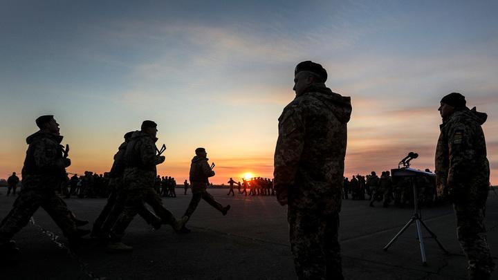 США передали Украине приборы ночного видения для безопасности украинского народа